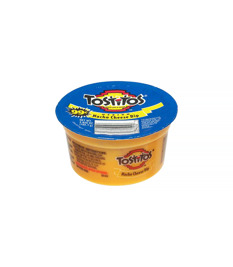 Tostitos - Nacho Cheese Dip (3.6oz) - Pink Dot