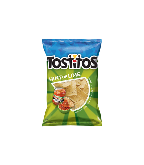 Tostitos Chips - Pink Dot
