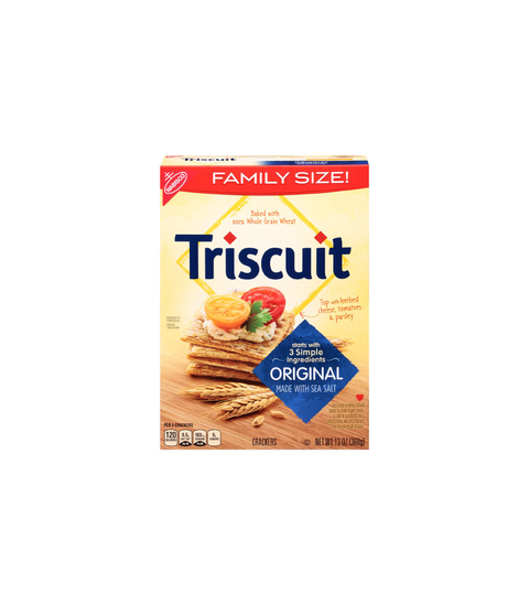 Triscuit Crackers - Pink Dot