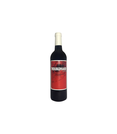 Troublemaker Red Blend - Pink Dot