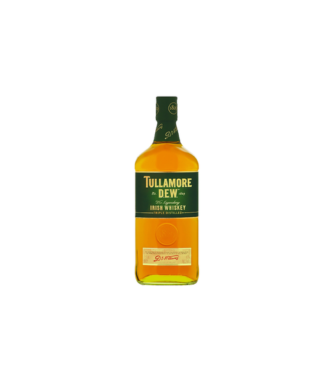 Tullamore Dew Irish Whiskey - Pink Dot