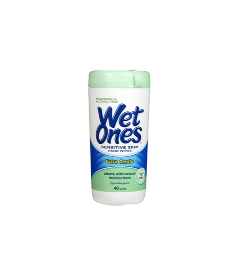Wet Ones Hand Wipes - Pink Dot