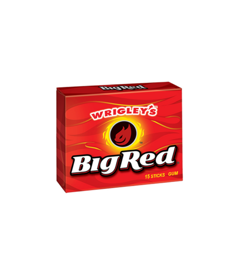 Wrigley's Big Red Chewing Gum - Pink Dot