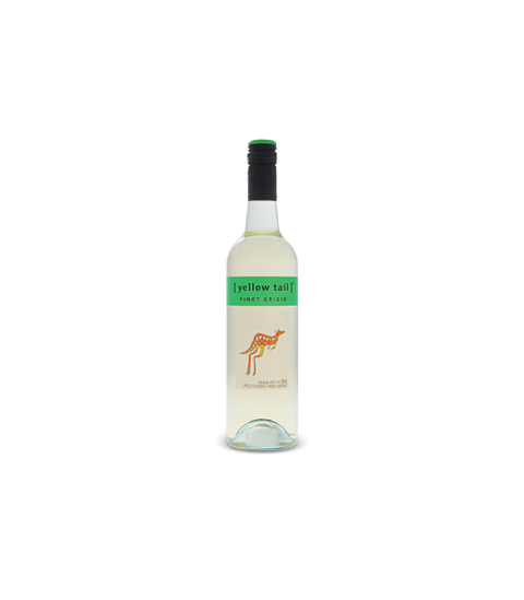 Yellow Tail Pinot Grigio - Pink Dot