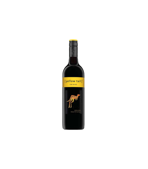 Yellow Tail Shiraz - Pink Dot