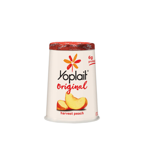 Yoplait Yogurt - Pink Dot