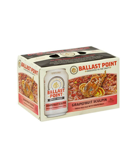 Ballast Point Grapefruit Sculpin - Pink Dot