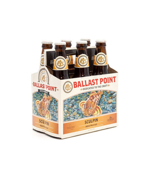 Ballast Point Sculpin India Pale Ale - Pink Dot
