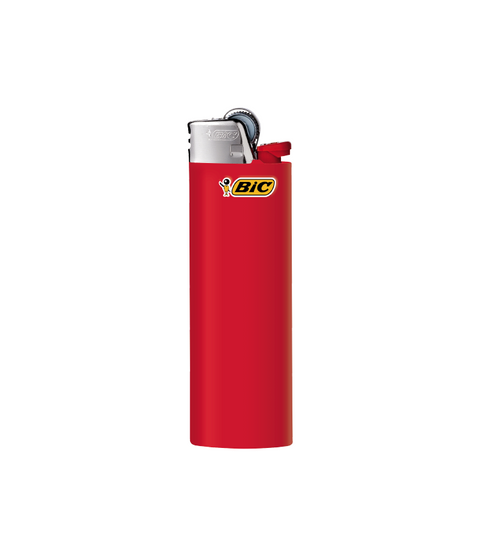 Bic Lighter - Pink Dot