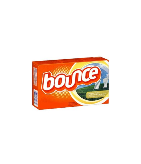 Bounce Dryer Sheets - Pink Dot
