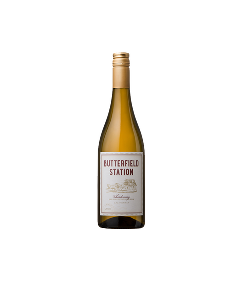 Butterfield Station Chardonnay - Pink Dot