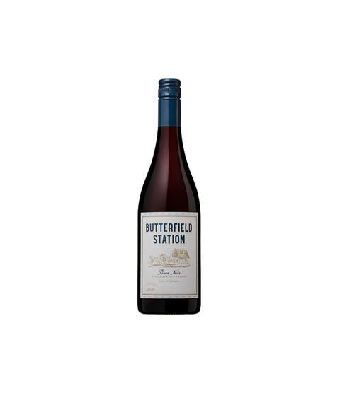 Butterfield Station Pinot Noir - Pink Dot