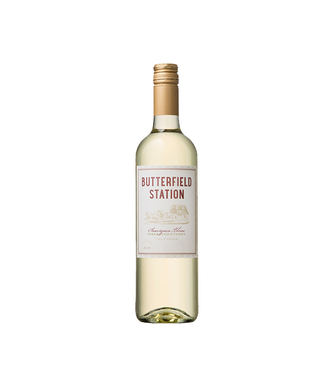 Butterfield Station Sauvignon Blanc - Pink Dot