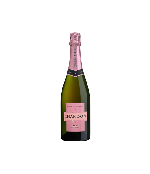 Chandon - Rose - Pink Dot