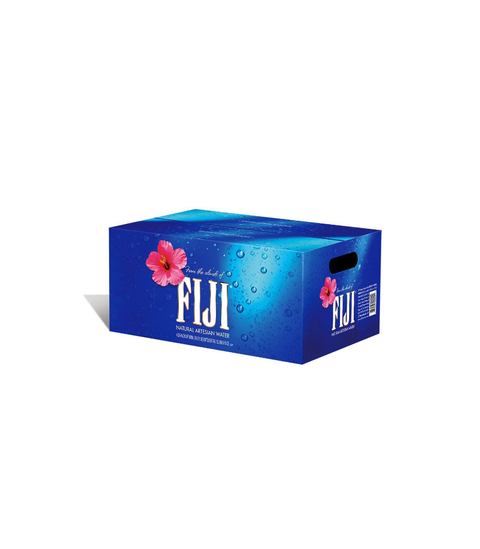 Fiji Water - Pink Dot