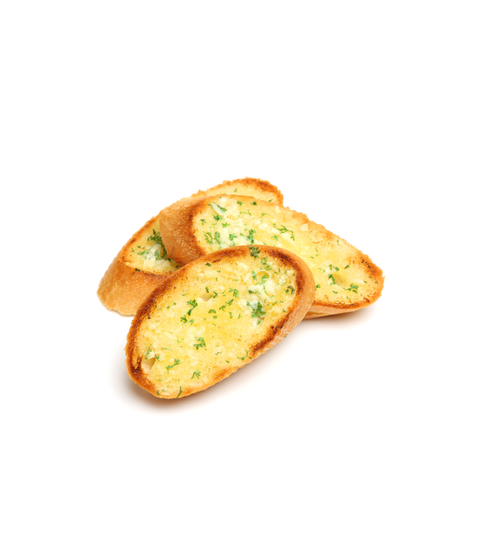 Garlic Bread - Pink Dot