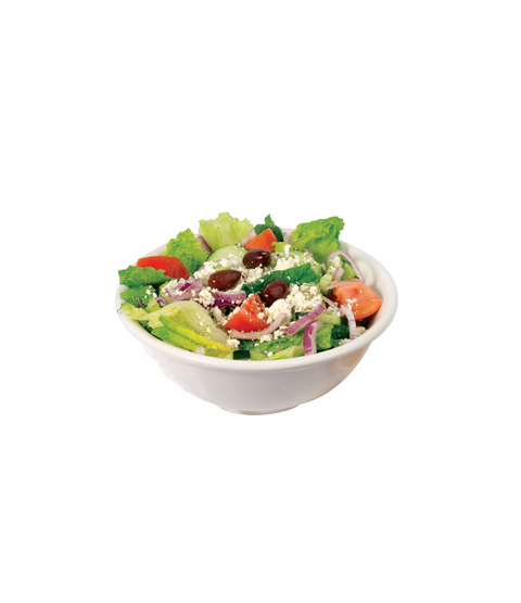 Greek Salad - Pink Dot