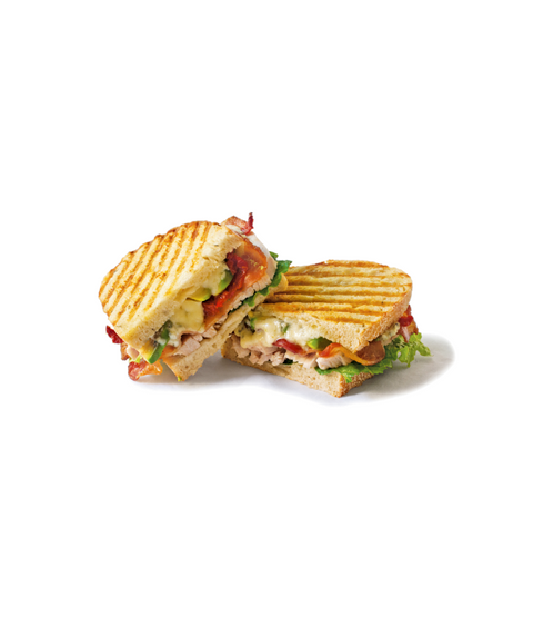 Grilled Chicken Panini Special