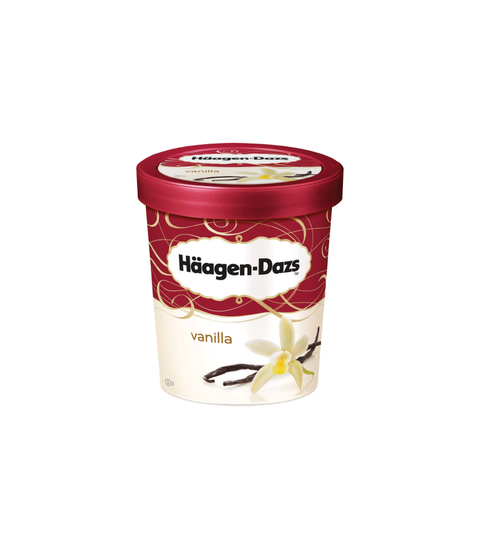 Häagen-Dazs Ice Cream - Pink Dot