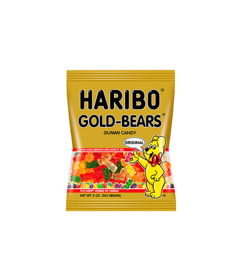 Haribo Gummy Bears - Pink Dot