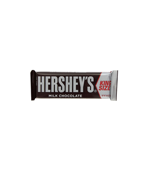 Hershey's Milk Chocolate King Size - Pink Dot