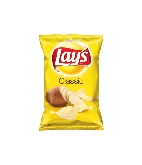 Lay's Classic - Pink Dot