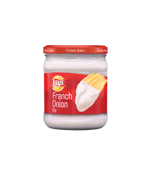 Lay's - French Onion Dip - Pink Dot