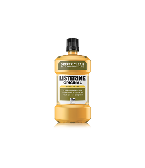 Listerine 8.5 Oz Original - Pink Dot