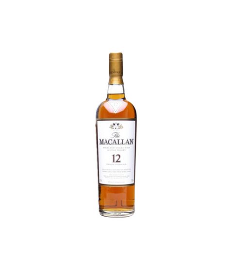 Macallan 12 year - Pink Dot