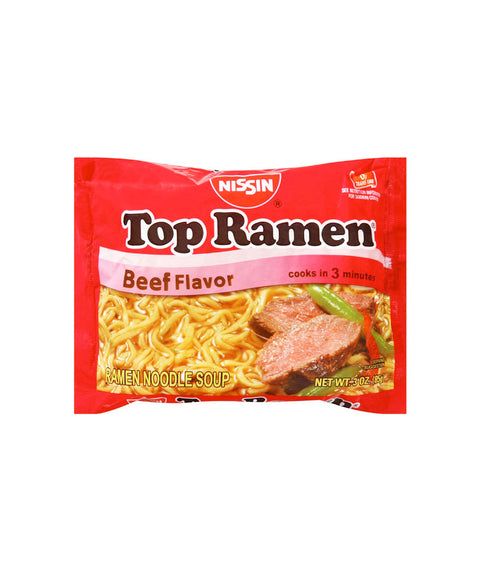 Nissin Top Ramen - Pink Dot