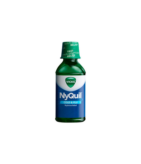 Nyquil 8 Oz Liquid - Pink Dot