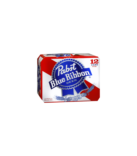 Pabst Blue Ribbon - Pink Dot