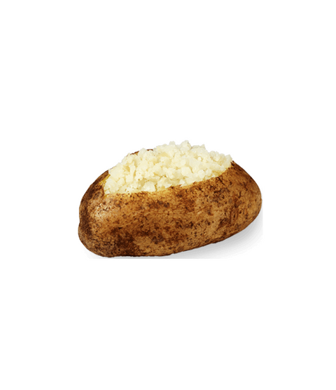 Plain Baked Potato