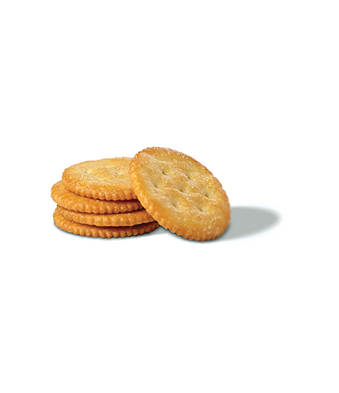 Ritz Crackers - Pink Dot