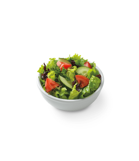 Large Mixed Green Side Salad - Pink Dot