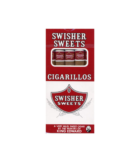 Swisher Sweets - Pack of 5 - Pink Dot