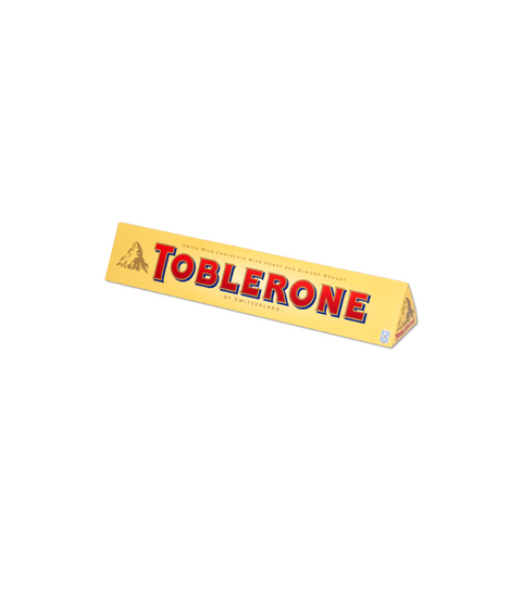 Toblerone Swiss Milk Chocolate - Pink Dot
