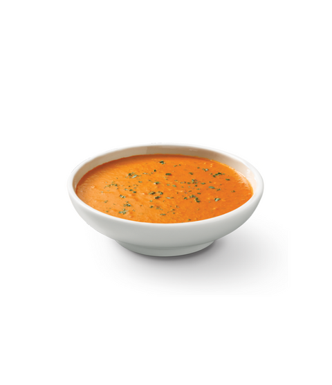 Creamy Tomato Bisque - Pink Dot