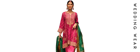 Womens Wedding Wear