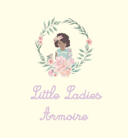 Little Ladies Armoire