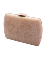 Hermosa - Alma Pale Gold Clutch