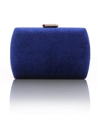 Hermosa - Alma Blue Clutch