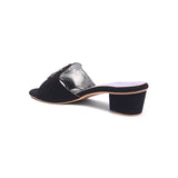 Milli Shoes - Black Slides - 1507