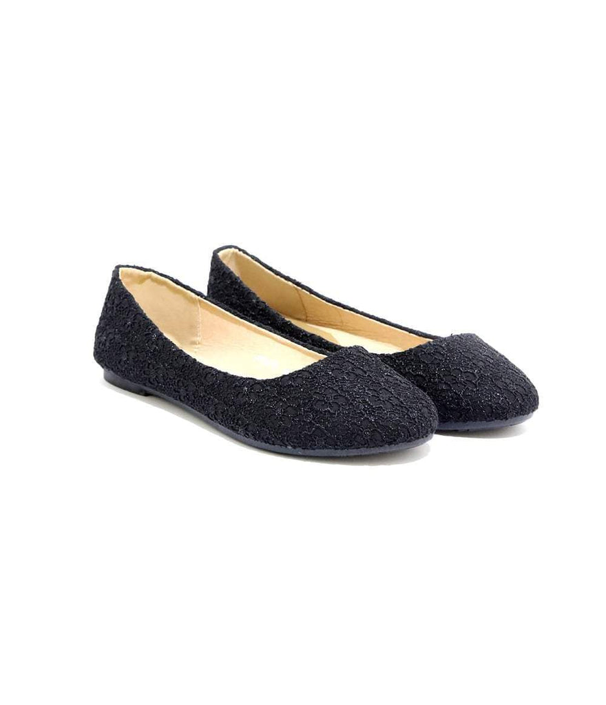 Mochi Cordwainers - Black Canary Pumps