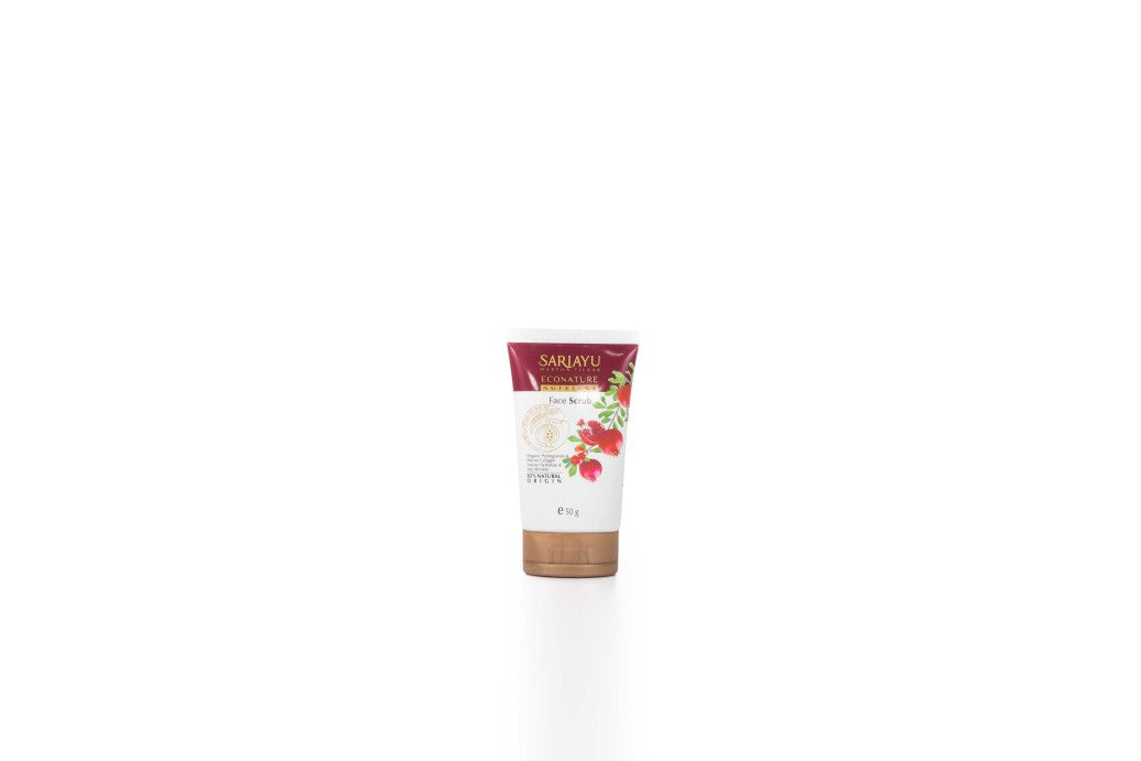 Martha Tilaar - Sariayu Econature Nuterage Face Scrub