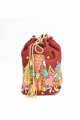 Chapter 13 - Red Potli Bag-R