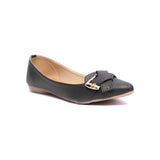 Milli Shoes - Black Loafers - 8661