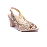 Milli Shoes - Gold Sandals - 3574