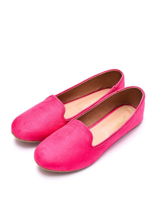Step Up by JootiShooti - Pink Loafers