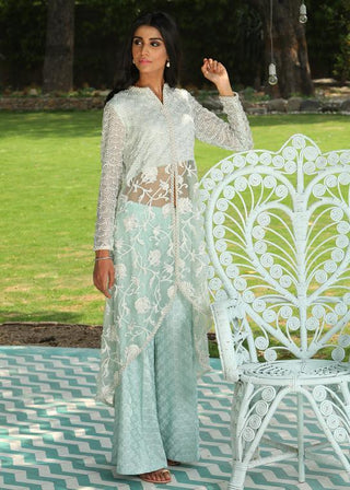 Maheen Ghani Taseer - Sea Green Fantasy